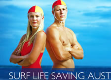 Bondi Beach Life Savers